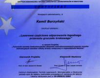 certyfikat PVP